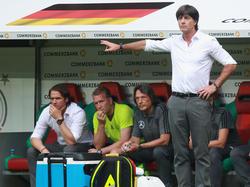 Joachim Löw will die Fitness seiner Spieler bei der Nominierung beachten