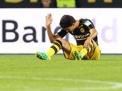 Marc Bartra fehlt wohl auch gegen Leverkusen