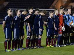 Schottlands U16 darf sich auf einen neuen Jungspund freuen