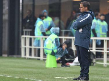 Inters Frank de Boer weiß nicht, ob er auch am kommenden Spieltag noch Trainer ist