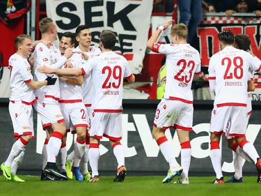 Union Berlin hat den FC St. Pauli in einem packenden Spiel bezwungen