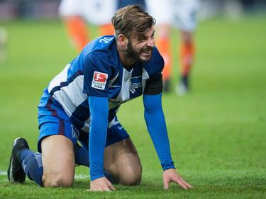 Marvin Plattenhardt fehlt krankheitsbedingt beim Hertha-Training