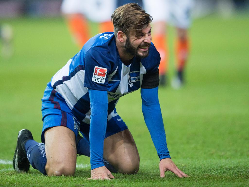 Marvin Plattenhardt steht der Berliner Hertha wieder zur Verfügung