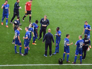 Dem Karlsruher SC droht der Abstieg aus der zweiten Bundesliga