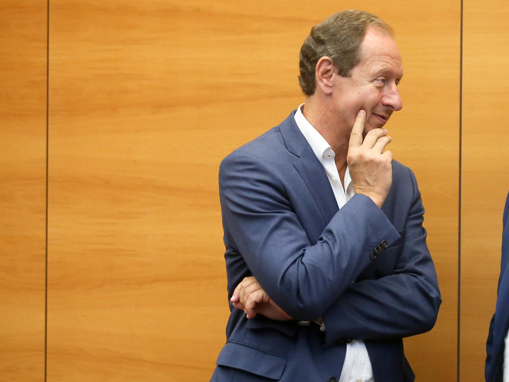 Ex-Schiedsrichter Krug ist seit 2007 Berater der DFL