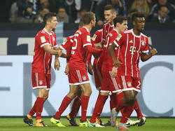 Lewandowski abrió el marcador para el Bayern. (Foto: Getty)