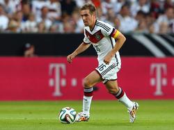 Philipp Lahm ist der sechste Ehrenspielführer der DFB-Herren