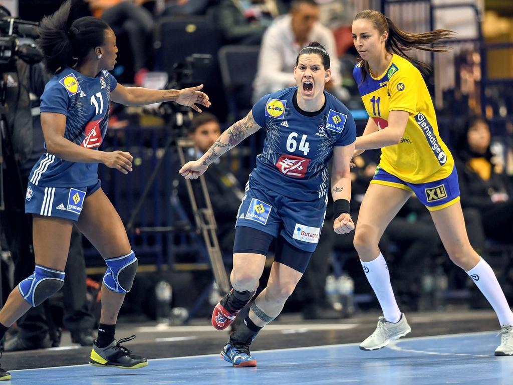 Handball: Norwegens Frauen im WM-Finale gegen Frankreich