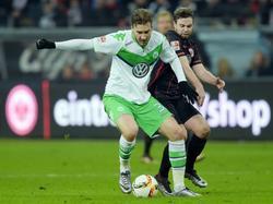 Nicklas Bendtner trainiert beim FC Kopenhagen mit