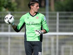 Kenan Mujezinovic verlässt die Kickers