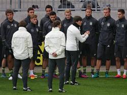 Löw und die DFB-Elf reisen im November nach Italien