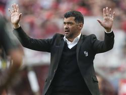 Sérgio Conceição ist jetzt Trainer des FC Nantes