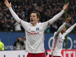 Zuletzt ein Garant für den Aufwärtstrend beim Hamburger SV: Michael Gregoritsch