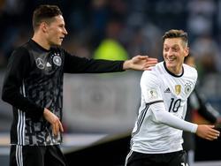 Julian Draxler würde Mesut Özil gerne im PSG-Trikot sehen
