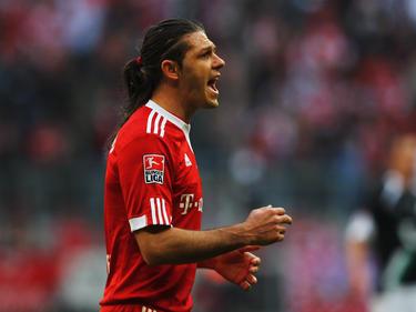 Martín Demichelis spielte von 2003 bis 2010 für Bayern München