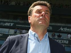Dieter Hecking startete mit seiner Borussia in die neue Vorbereitung