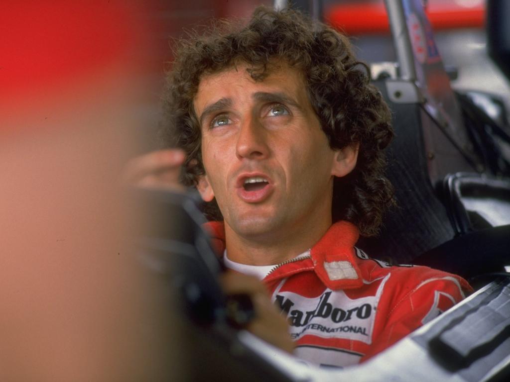 Alain Prost - 199 Starts
