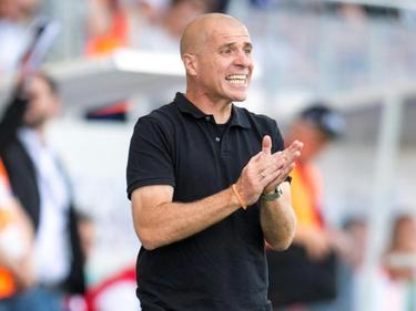 Trainer Klaus Schmidt wünscht sich noch mehr Europacup-Spiele
