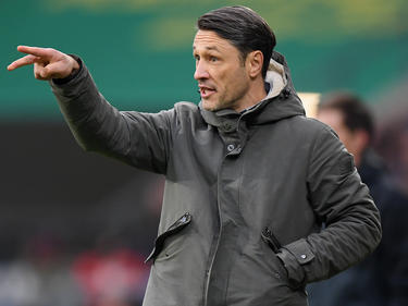 Niko Kovac leistet in Frankfurt gute Arbeit