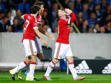 Wayne Rooney ist erleichtert