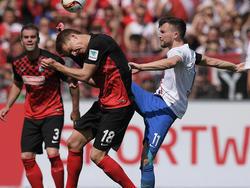 Freiburg musste gegen HEidenheim noch einmal kämpfen