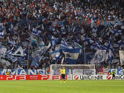 Fans von Olympique Marseille bleiben mittlerweile aus