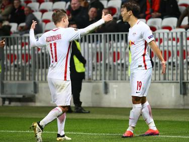 El Niza lidera en la Ligue 1 con 33 unidades en la clasificación. (Foto: Getty)