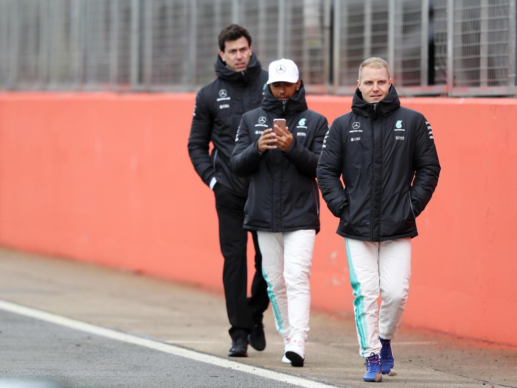 Toto Wolff und Mercedes machen sich keine Sorgen, dass die Konkurrenz einen Aufstand probt