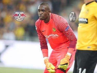 Yvon Mvogo ist sowohl bei RB Leipzig auch beim SC Freiburg gefragt