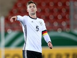 Benedikt Gimber will beim SSV Jahn Spielpraxis sammeln