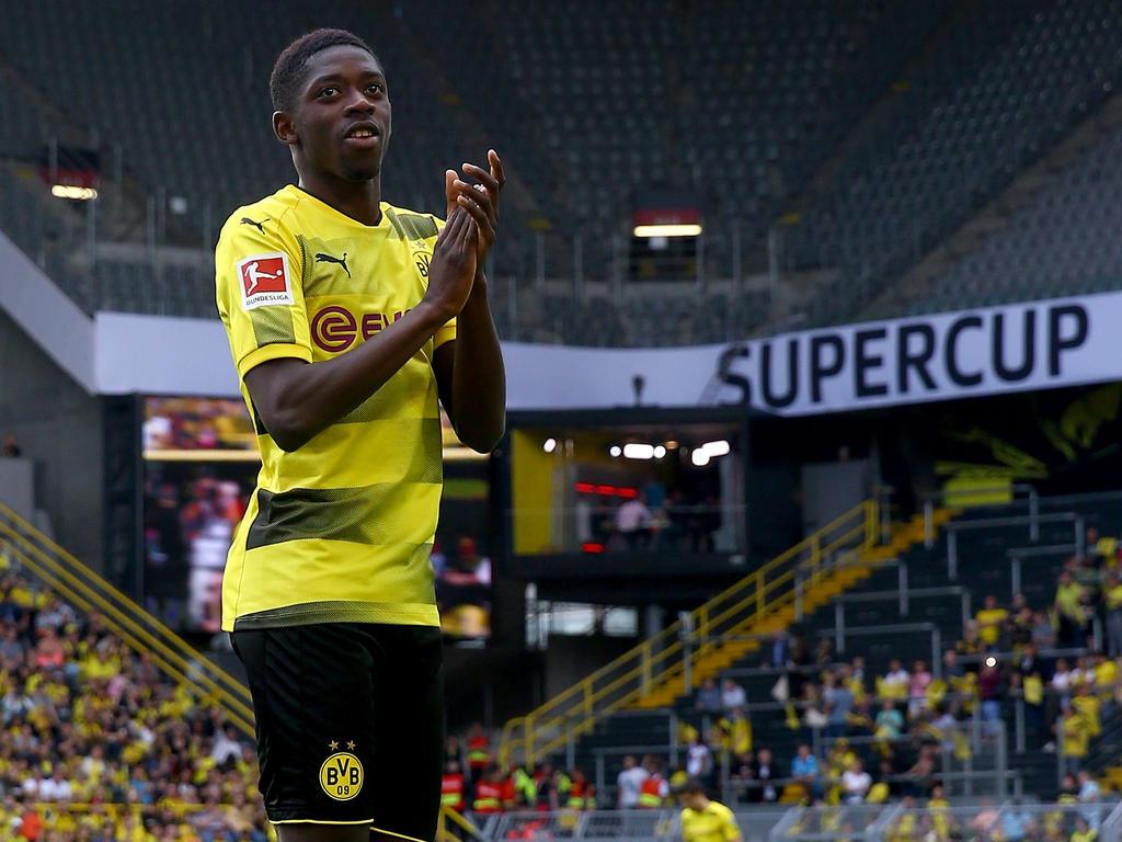 Ousmane Dembélés Wechsel vom BVB zu Barcelona nimmt Formen an