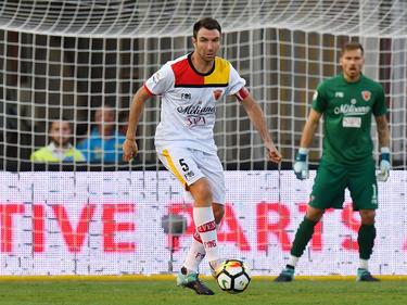 Fabio Lucioni wurde positiv auf Clostebol getestet