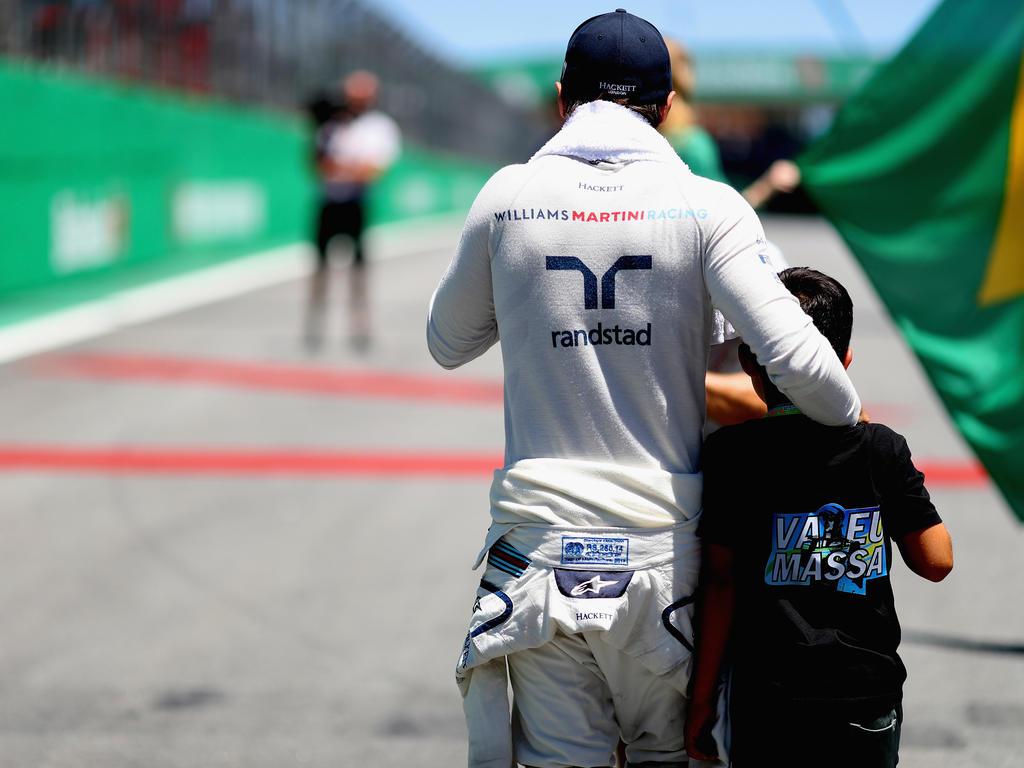 Bei Williams wird das (Ex)Cockpit von Felipe Massa bis Januar verwaist bleiben