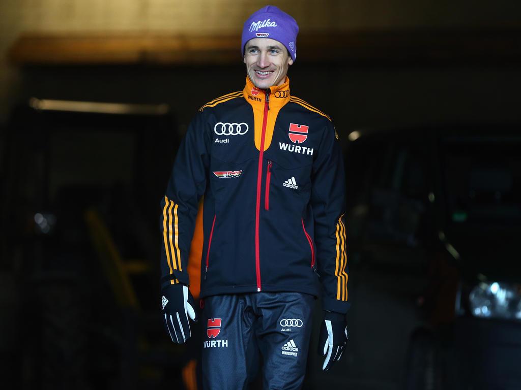 Martin Schmitt vorerst nicht als Trainer aktiv