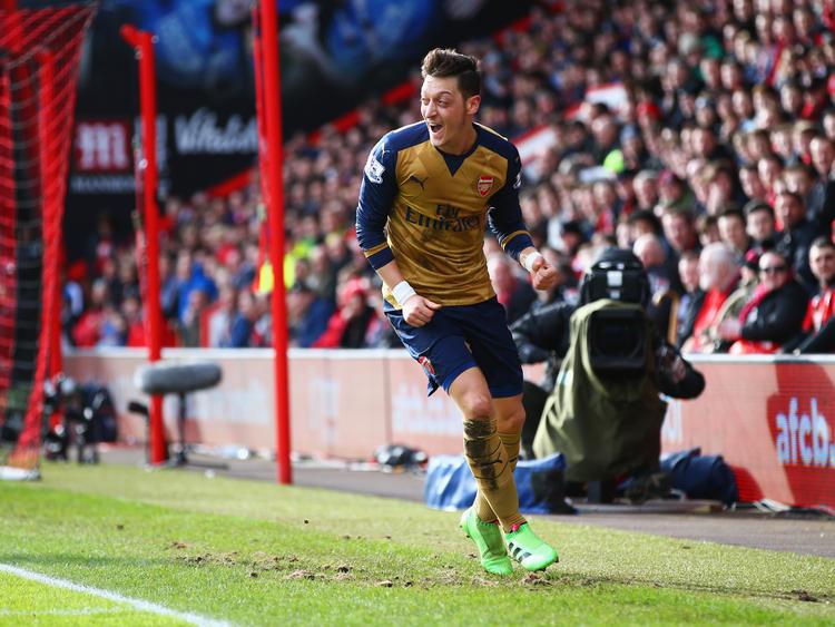 Angeblich heiß umworben: Mesut Özil