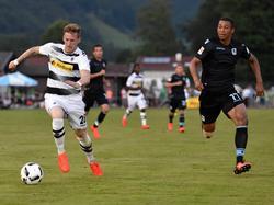 Mönchengladbach gewinnt das Testspiel gegen 1860 München