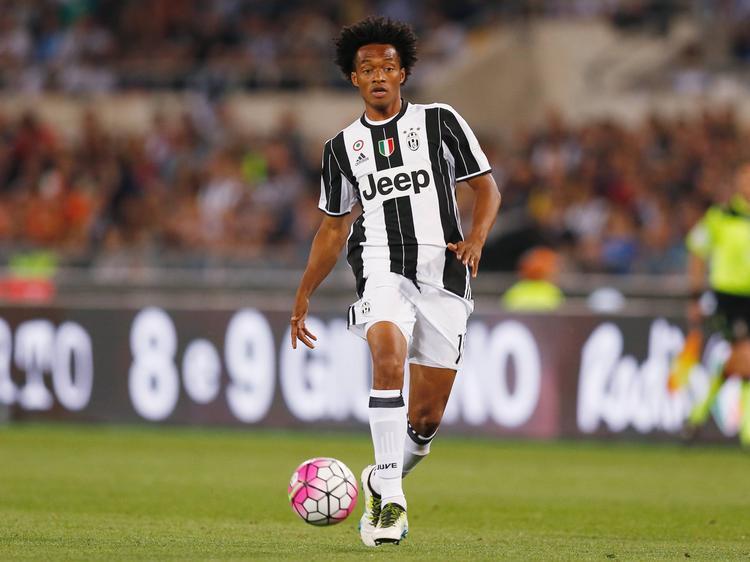 Cuadrado pertence desde hoy a la Juventus. (Foto: Getty)
