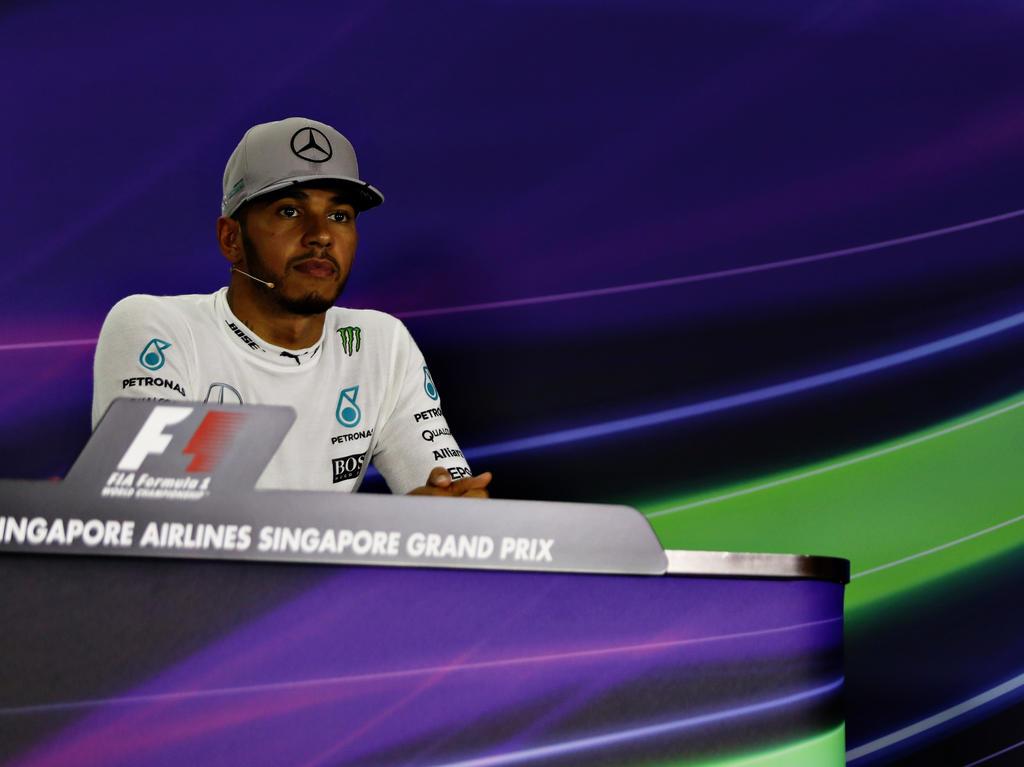 Kann Lewis Hamilton die WM noch einmal drehen?