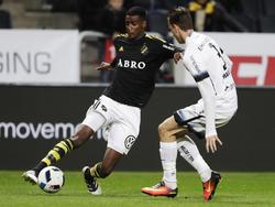 Alexander Isak (l.) könnte in der nächsten Saison für Real Madrid auflaufen