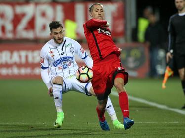 Sturm Graz hatte gegen Admira Wacker das Nachsehen