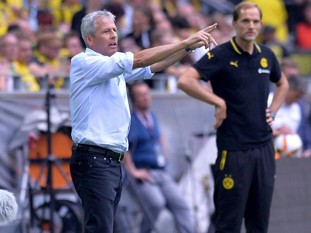 BVB nach Wirbel um Tuchel nur 1:1 in Augsburg