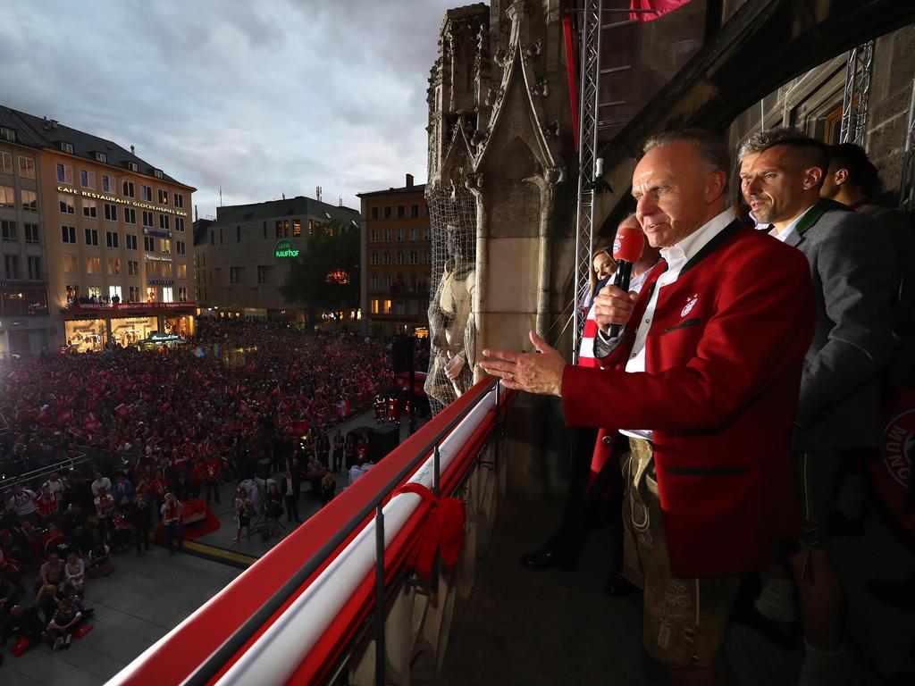 Bayern München: Philipp Lahm: Was wird aus Kimmich? Ich bin raus!