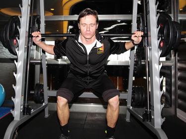 Anton Beretzki soll Rapid fit für die Rückkehr in die Erfolgsspur machen