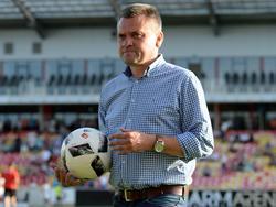 Unterhaching will laut Schwabl zurück in die 2. Bundesliga