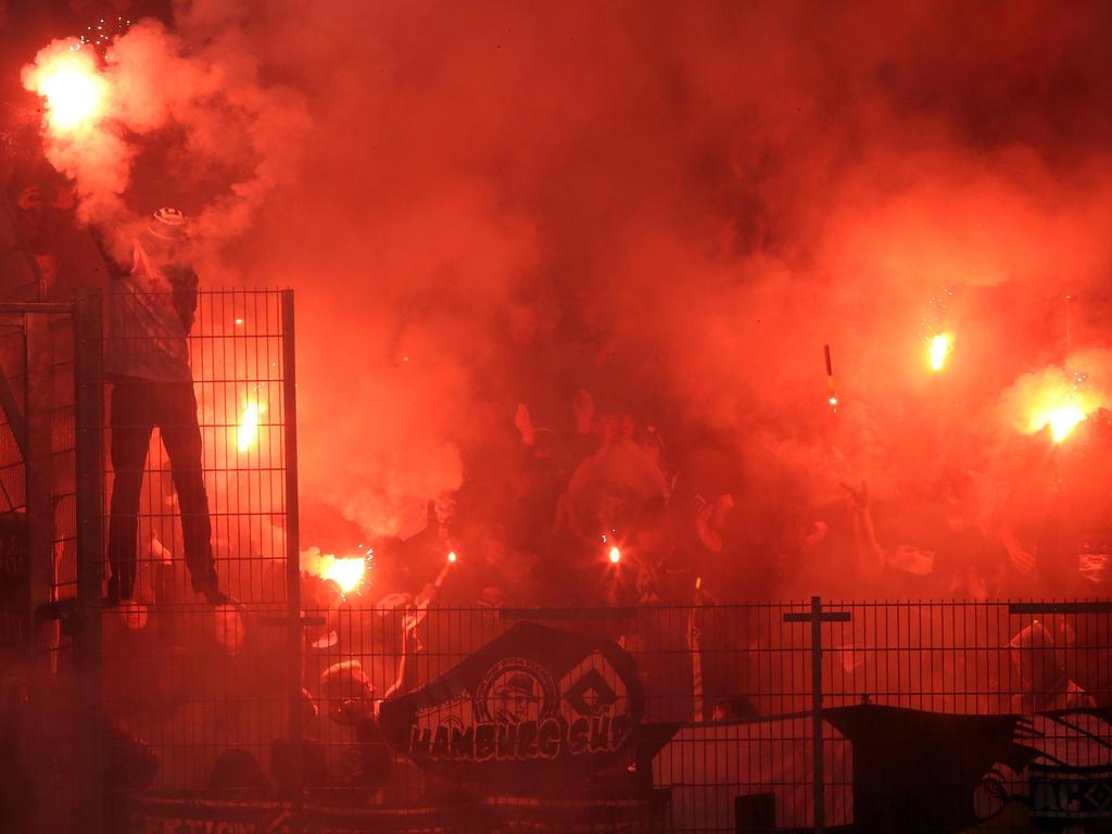 Die UEFA gibt die Ergebnisse einer Pyro-Studie bekannt