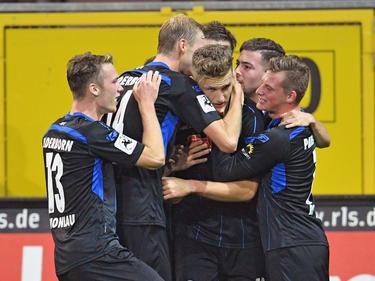 Wichtiger Heimsieg für den SC Paderborn