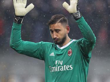 Gianluigi Donnarumma steht im Mittelpunkt des Zoffs zwischen Milan und Raiola