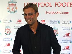Jürgen Klopp ist neuer Trainer bei Liverpool