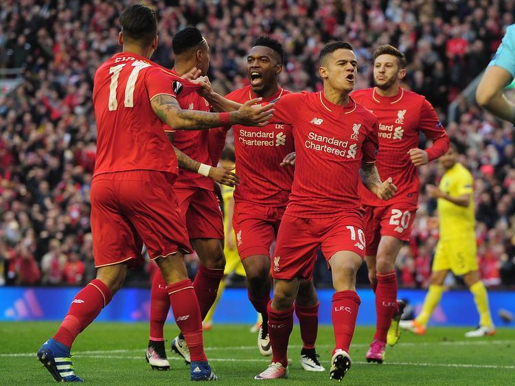 El Liverpool volvió a levantar una eliminatoria que tenía muy complicada. (Foto: Getty)