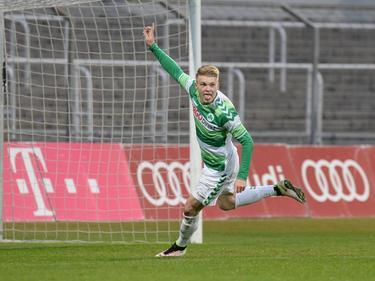 Stefan Maderer wurde vom FSV Frankfurt ausgeliehen
